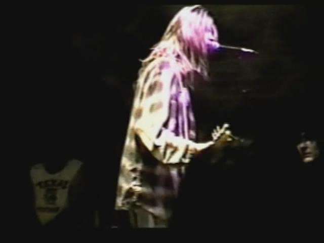 Nirvana: Recitales 1988 - 1994 Garage
